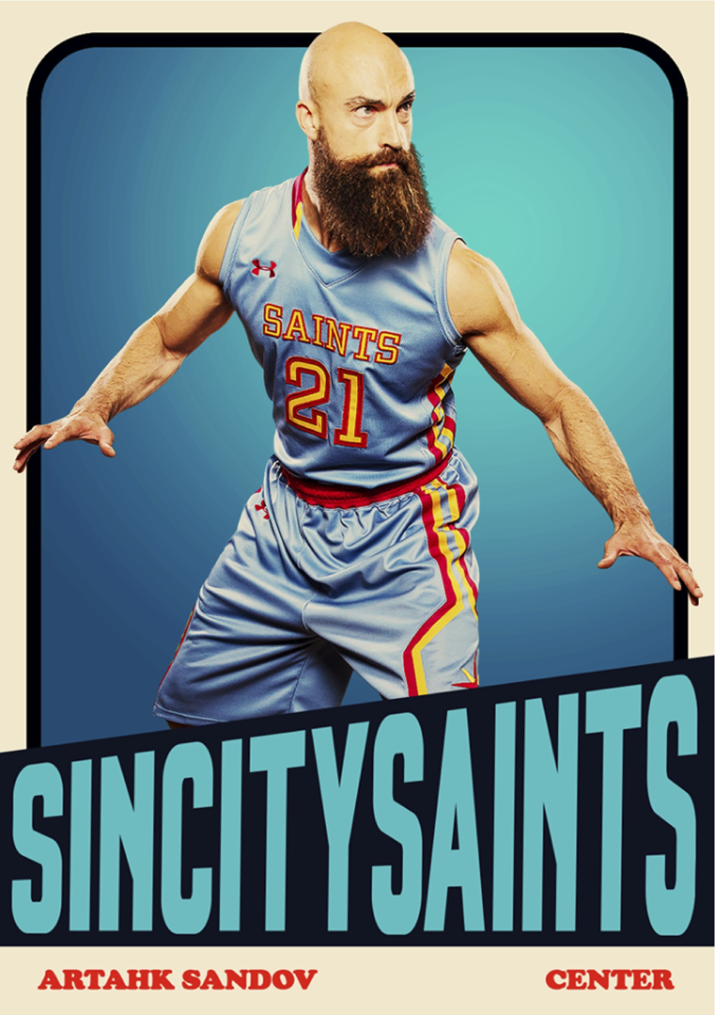 P Duke Sin City Saints